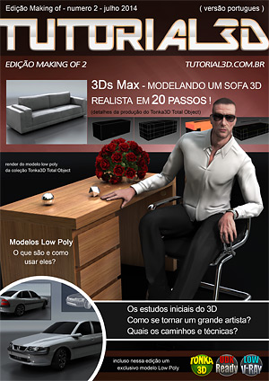 revista tutorial 3d